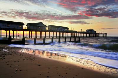 East Suffolk - pier