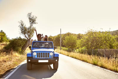 Jeep Safari  Ibiza