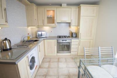 Lochend Apartments - Edinburgh kitchen
