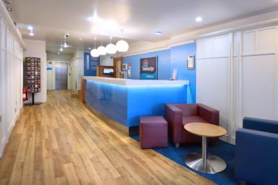 Travelodge - Dublin (Rathmines) lobby