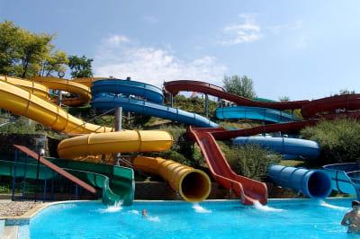 Aquarena Water Theme Park rides
