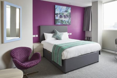 Citrus Hotel Cardiff Double Room