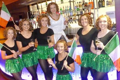 Irish Dancing Experience Rosie's Jigs and Wigs
