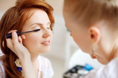 Makeup Makeover redhead flip
