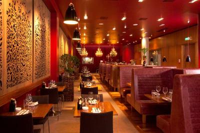 Radisson Blu Liverpool - Dining area
