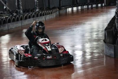 Team Sport Karting - Manchester Trafford Park