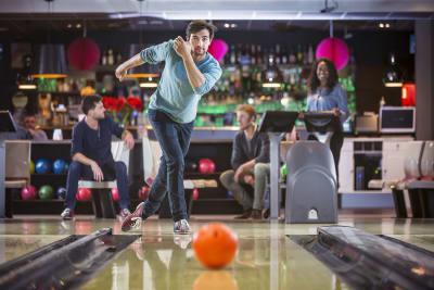 Group Bowling