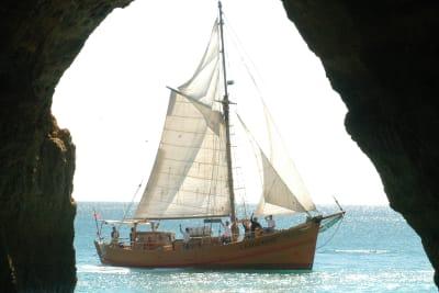 Albufeira Pirate Boat - Boat resize