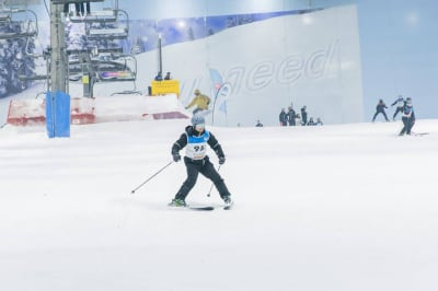 Ski Dubai - Ski Slope Session