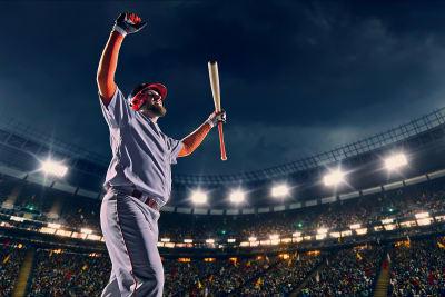 Sports matches STOCK baseball