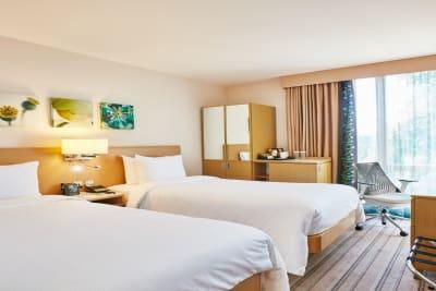 Hilton Garden Inn Bristol - Twin Bedroom