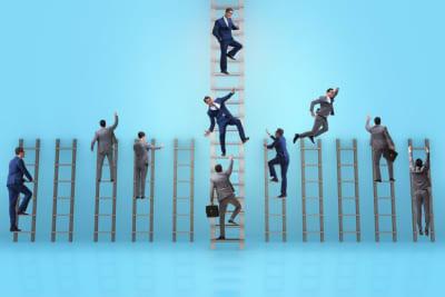 Climb The ladder To Success