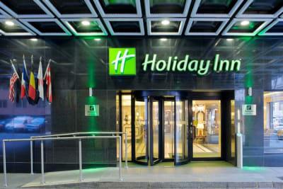 Holiday Inn Mayfair - exterior