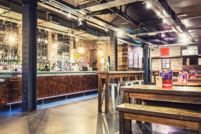 YHA Newcastle - Bar