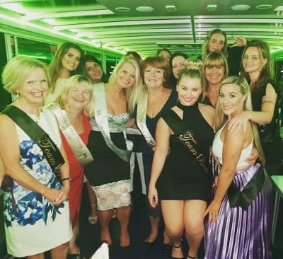 Chesterboat Hen Party