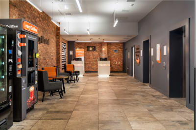 EasyHotel Sheffield Reception