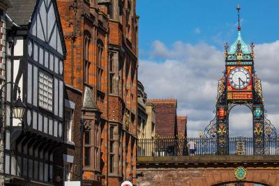 Chester Eastgate Clock