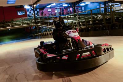 Team sport karting Sheffiled