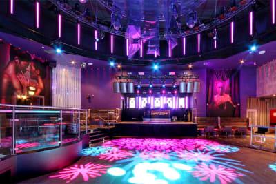 Pryzm Cardiff - Nightclub interior
