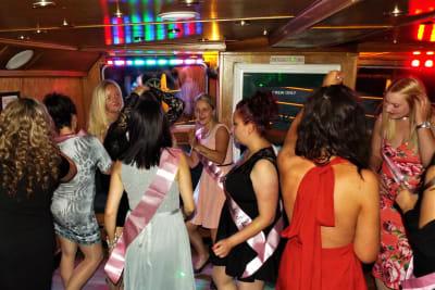 Hens Dancing, Princess River Cruises