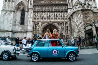 Mini Cooper Gin Tour - London