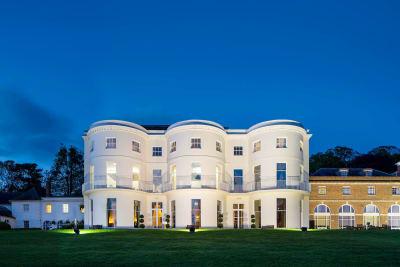 Mercure Gloucester Bowden Hall-exterior