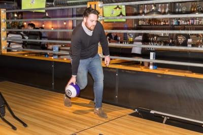 Bowling stag Roxy Lanes