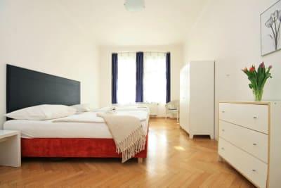 Prague Central Residence - Bedroom