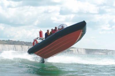 Powerboat Rides