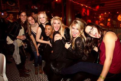 Nightlife, Happy Hens, Group Club