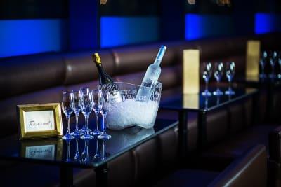 Nuvo Bar VIP Table Package - Birmingham
