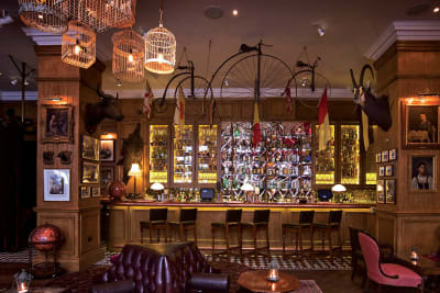 Mr Fogg's of Mayfair - bar