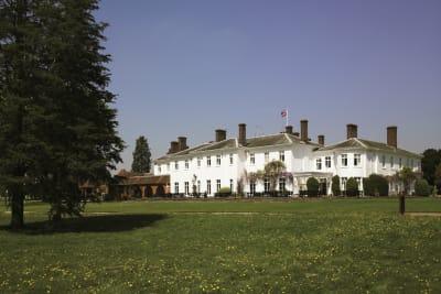 Milton House - exterior