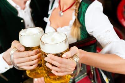 Oktoberfest beer bavarian