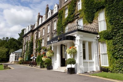 The Old Swan Hotel Harrogate_exterior