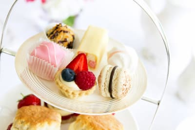 afternoon tea cakes