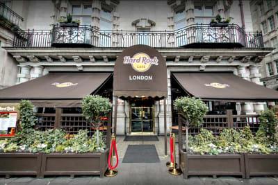 Hard Rock Cafe - exterior