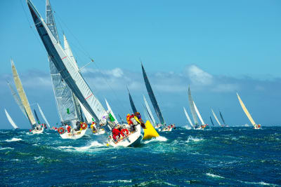 Sailing yatchs