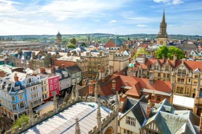 Oxford - city view