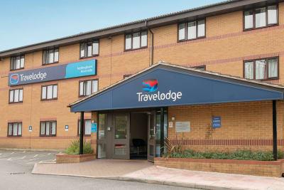 Travelodge Nottingham Riverside - Front outside