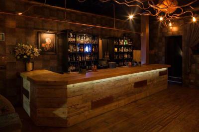 Cooper rooms - bar