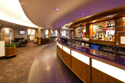 Mercure Manchester Piccadilly - Bar area