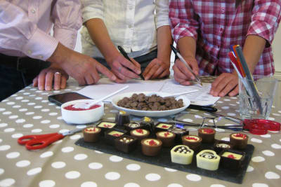 Chocolate Team Building