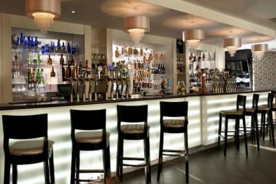 Hilton Garden Inn Dublin - bar