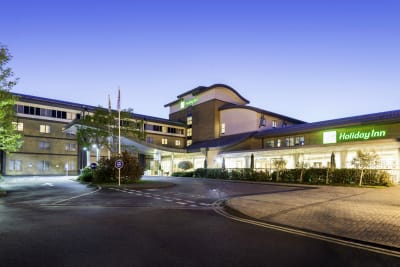 Oxford Holiday Inn - Front exterior