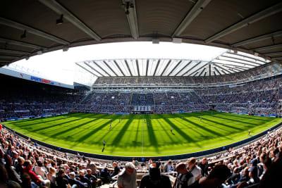 Newcastle United Match Tickets