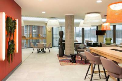 Adagio Aparthotel Birmingham City Center - lounge