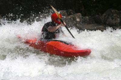 Extreme Kayaking Natural Course