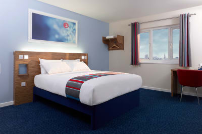 Travellodge Seafront Newquay - Double room