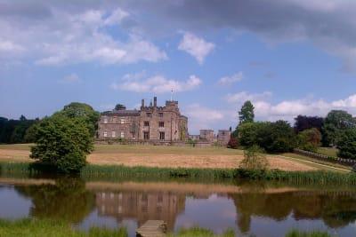 Ripley Castle - exterior